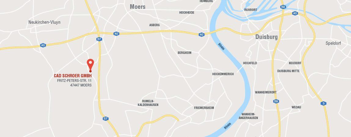 Karte-Moers